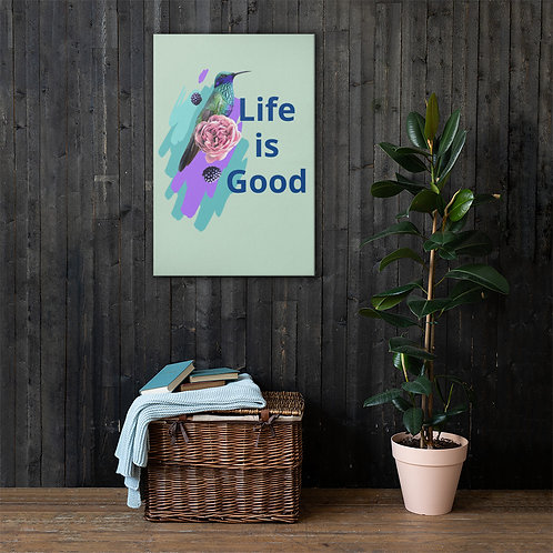 Canvas - Life is Good