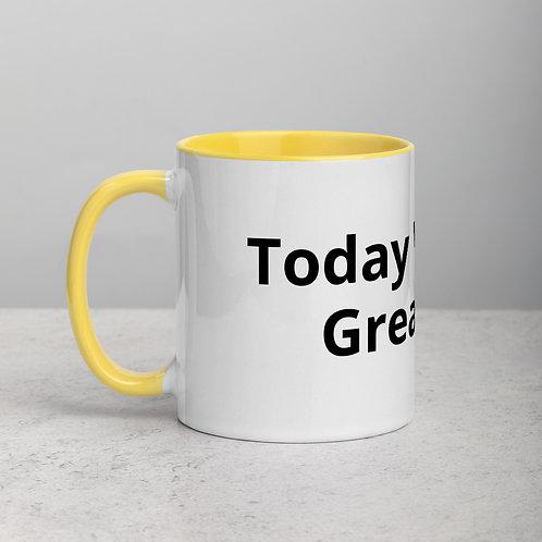 Ceramic Mug - Yellow