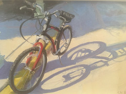 Fire Up to Ride Again-SOLD