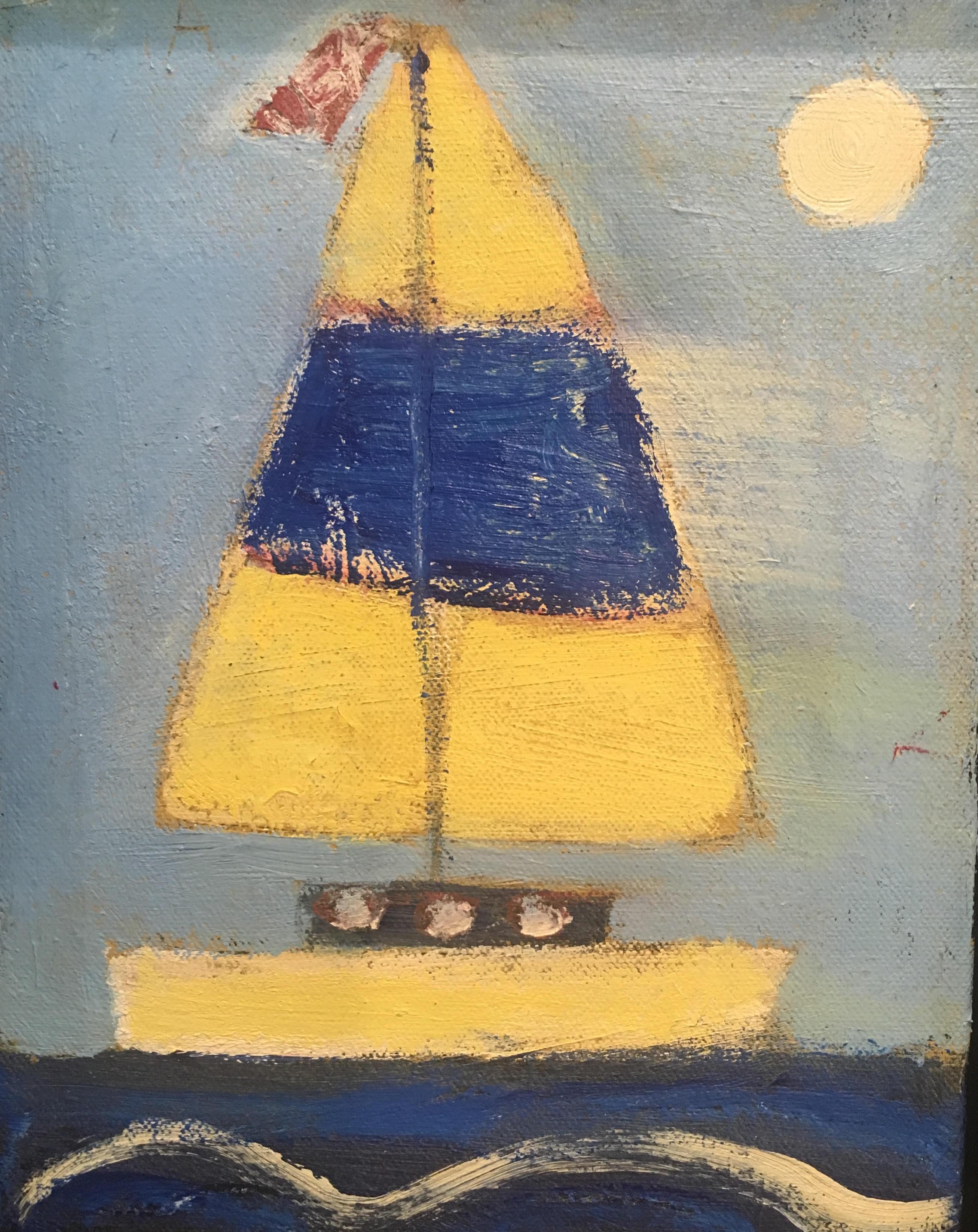 Sunny Sailing Day