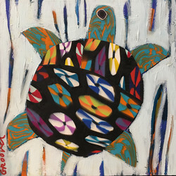 Turtle #1-SOLD