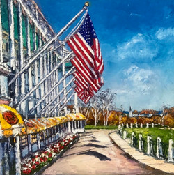 The Grand Flags-SOLD