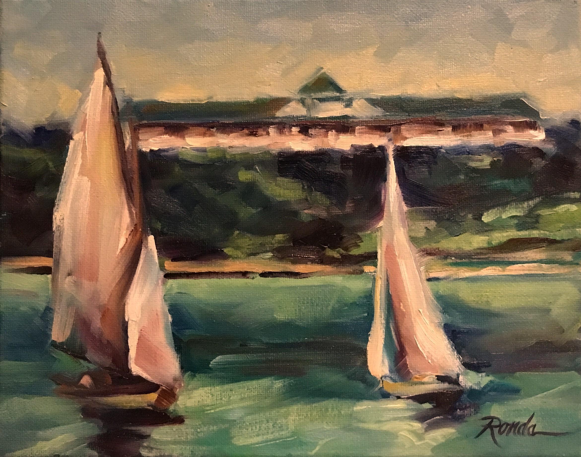 A Grand Island Sail