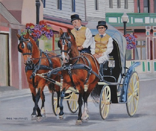 Main Street Ride-SOLD