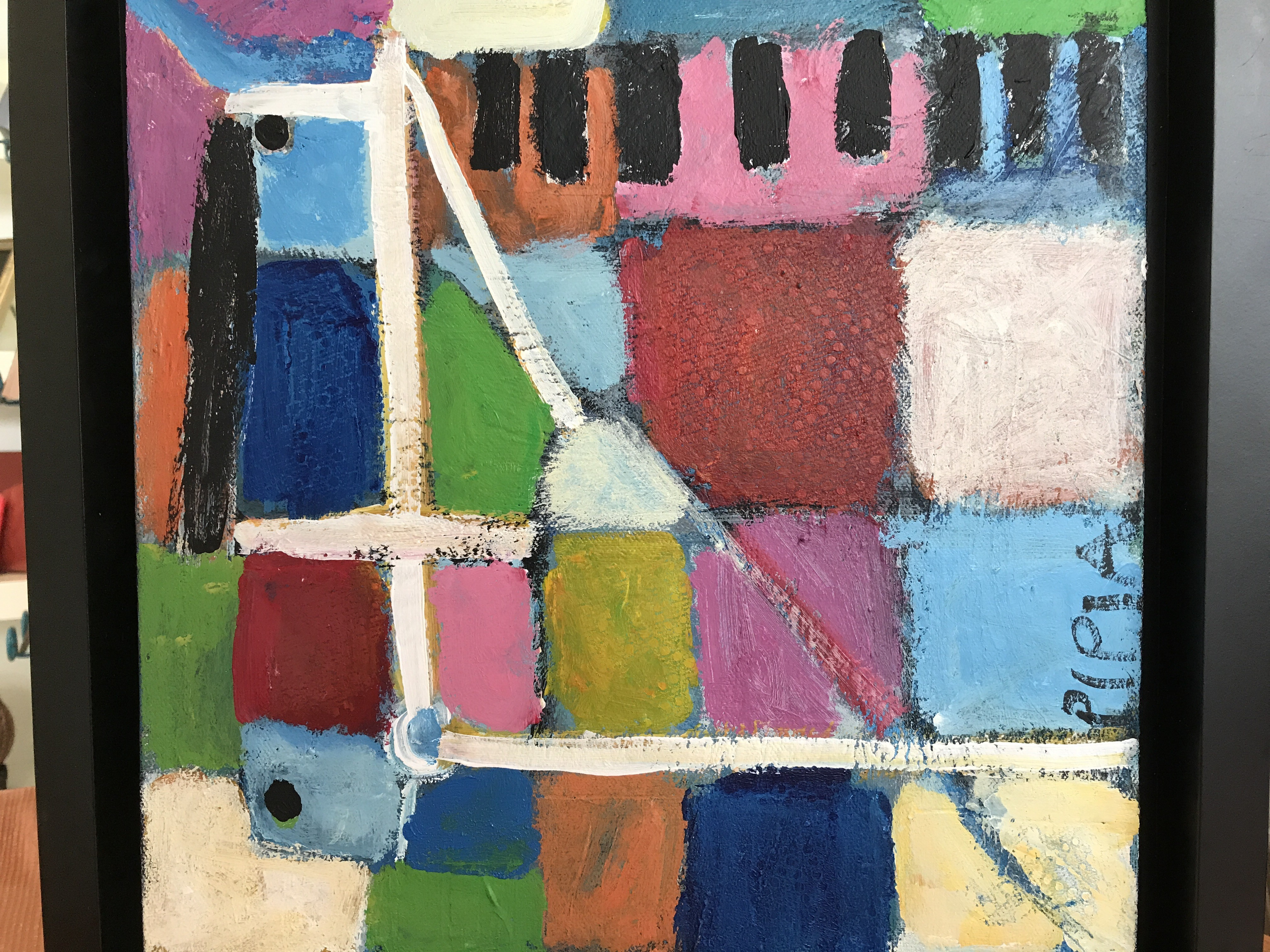 Patchwork Horse-SOLD