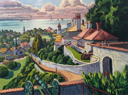 View from the Fort (Day) - SOLD