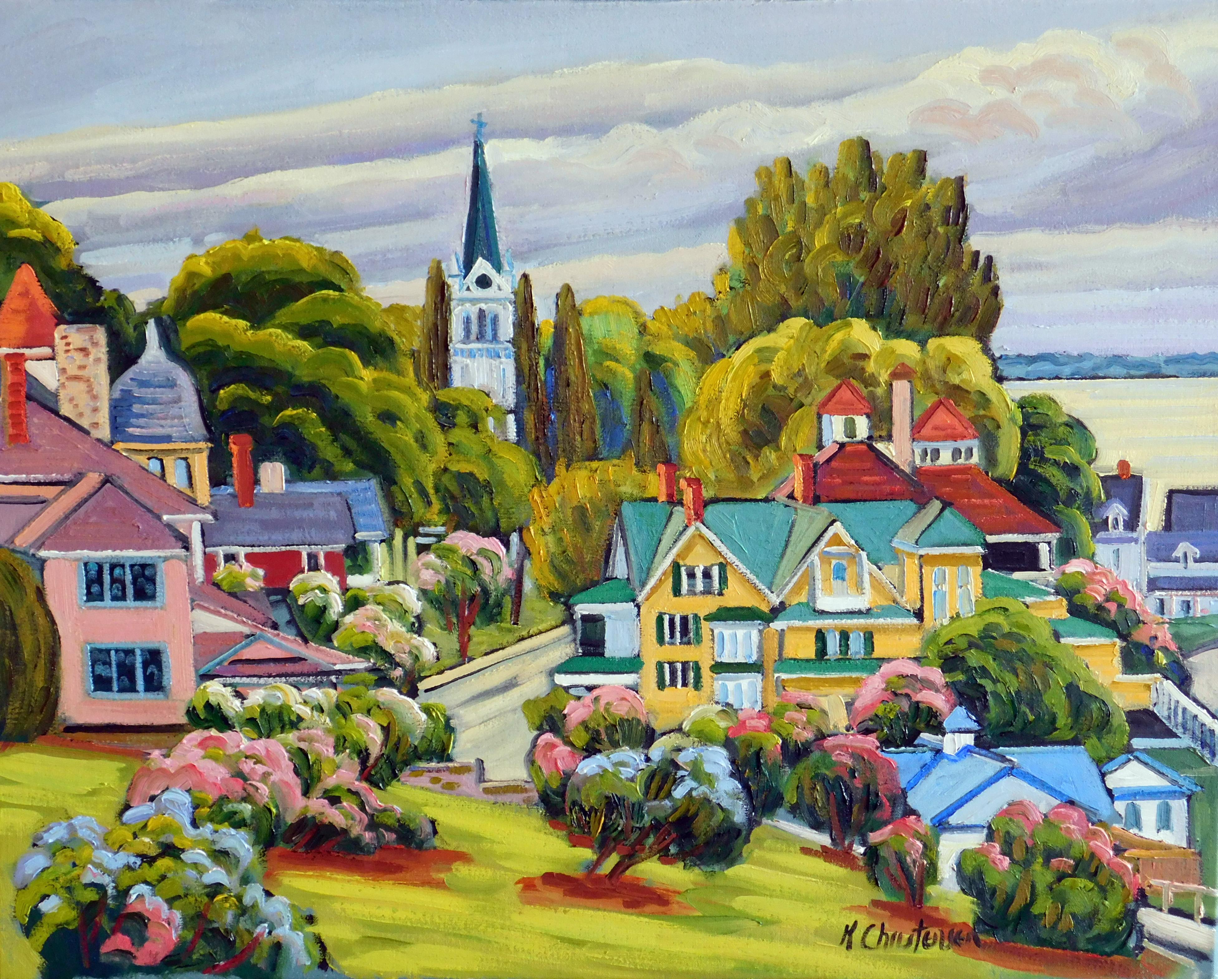 Ste. Anne Church- SOLD