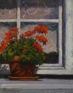 "Oil- ""Window Dressing"""