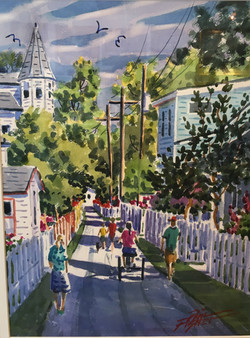 Mackinac Alley- SOLD