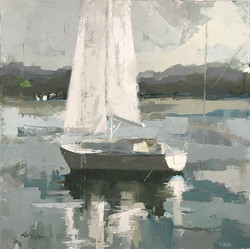 Clear Sailing-SOLD