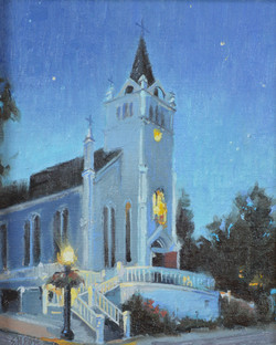 St. Annes Evening-SOLD