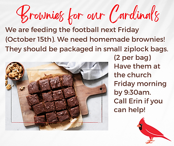 Brownies for our Cardinals.png