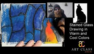art lesson plan video thumbnail