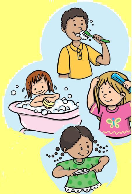 Como crear habitos en los niños