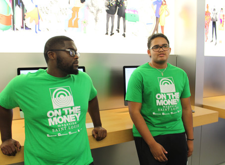 ON THE MONEY Visits Apple and microsoft