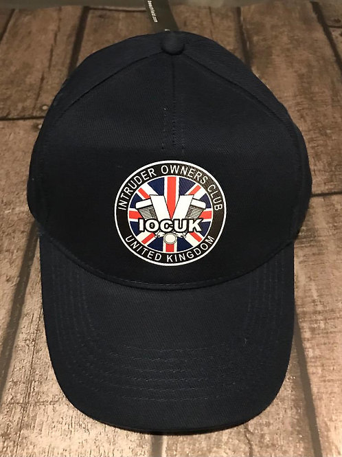 Club Logo on a French Navy Cap