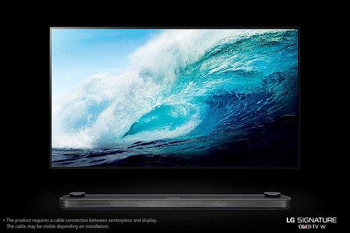 """LG SIGNATURE OLED W 4K - מסך טלויזיה """"65"""