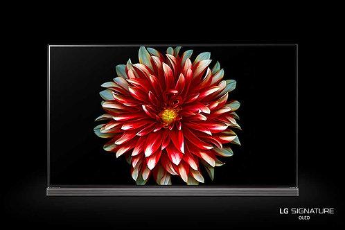 """LG SIGNATURE OLED 4K - מסך טלויזיה """"65"""