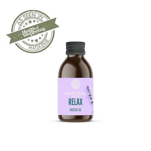 Relax Massage Oil 100ml