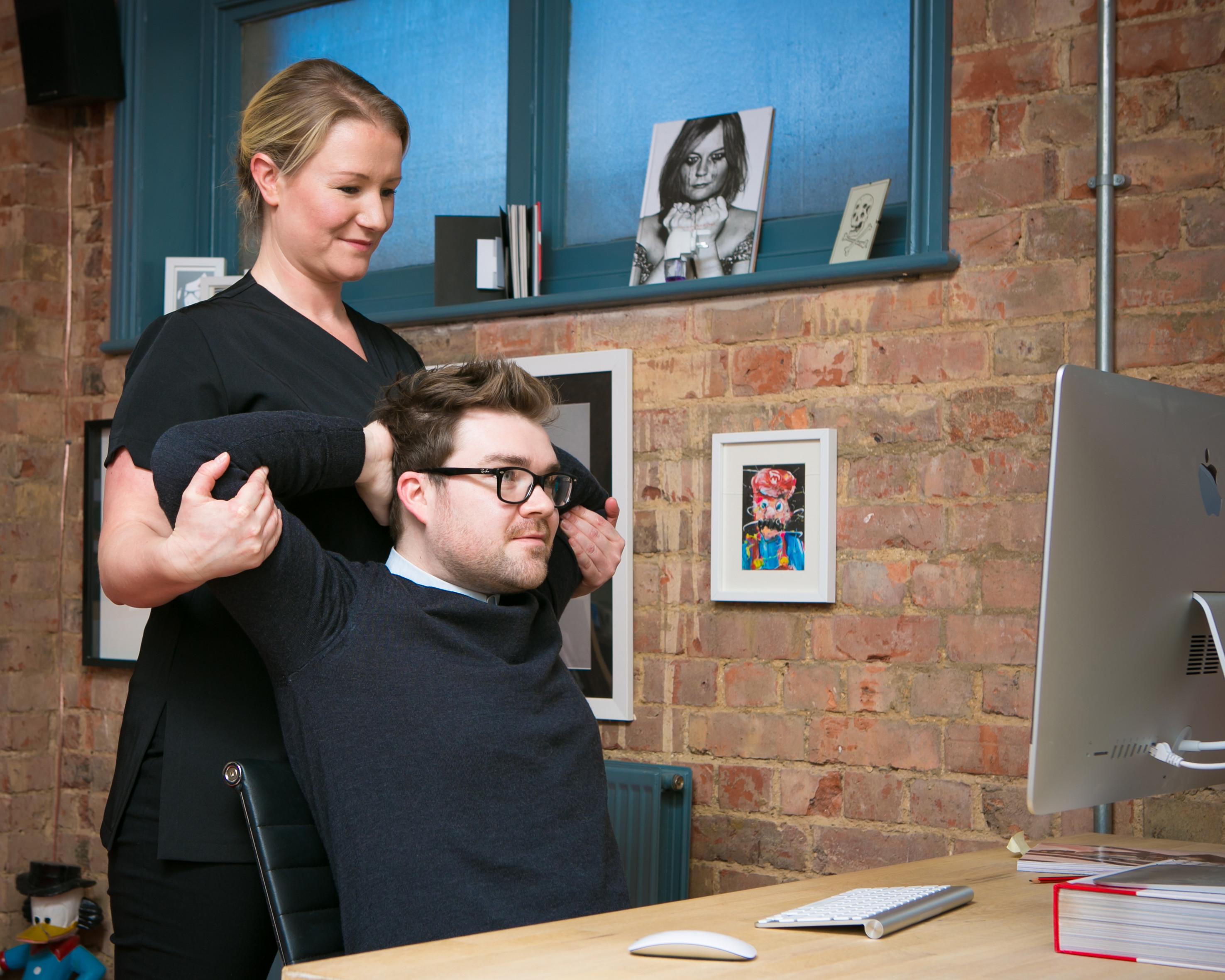 Workplace/Event Massage
