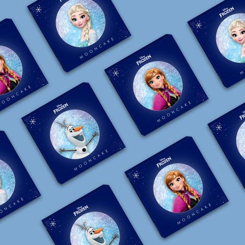 Disney Mooncake Packaging