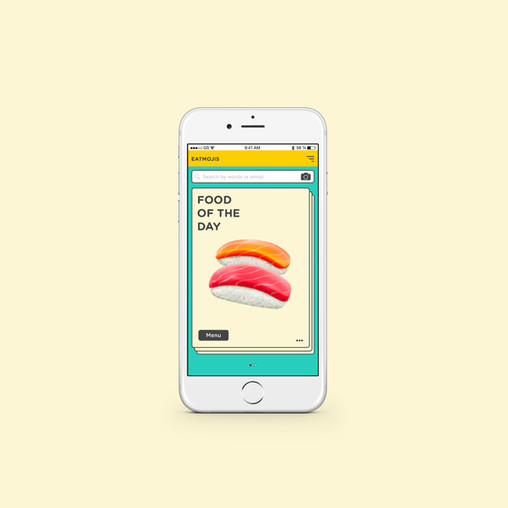 Eatmojis App