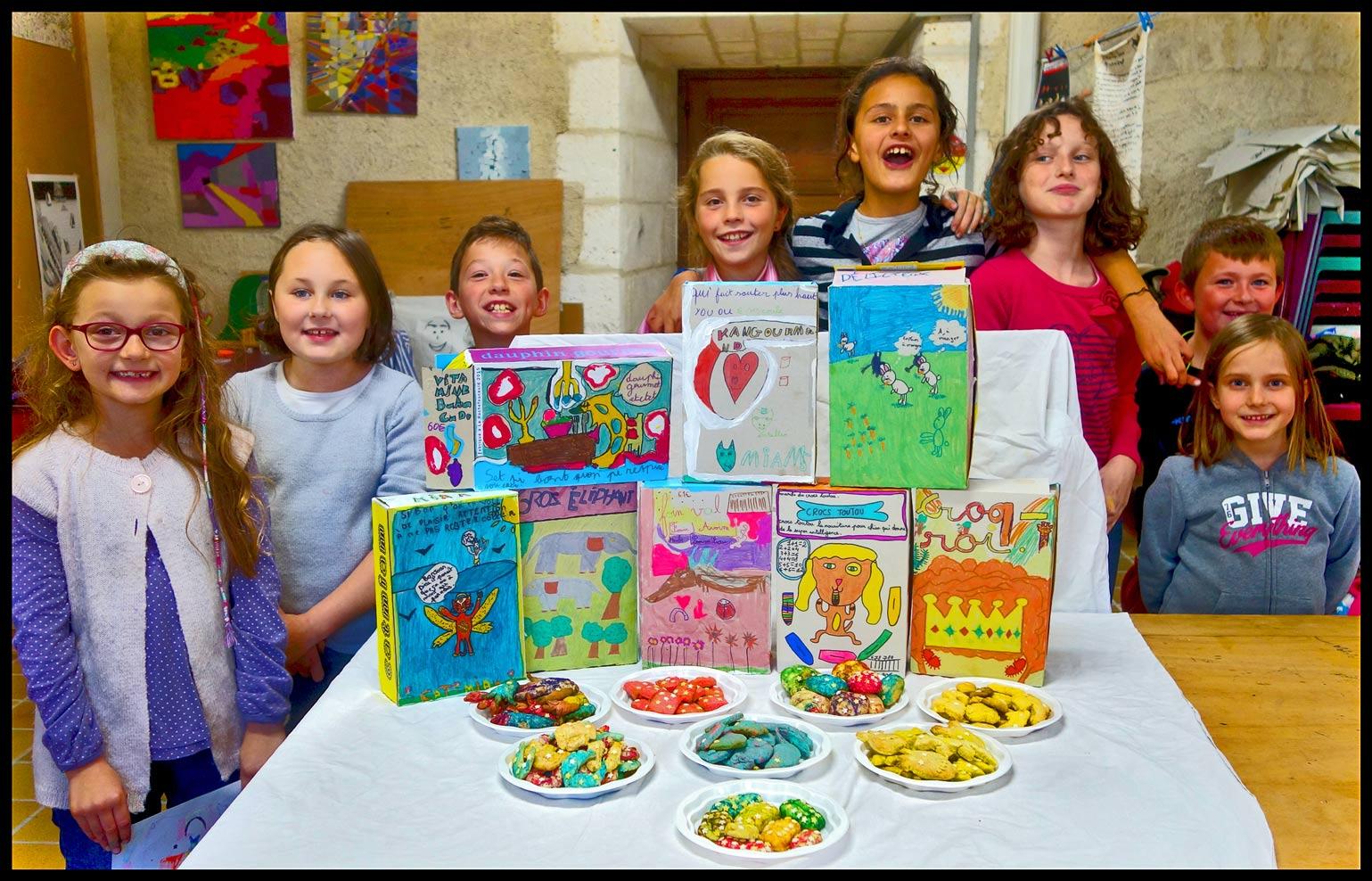 Activité dessin enfants Les Colorire