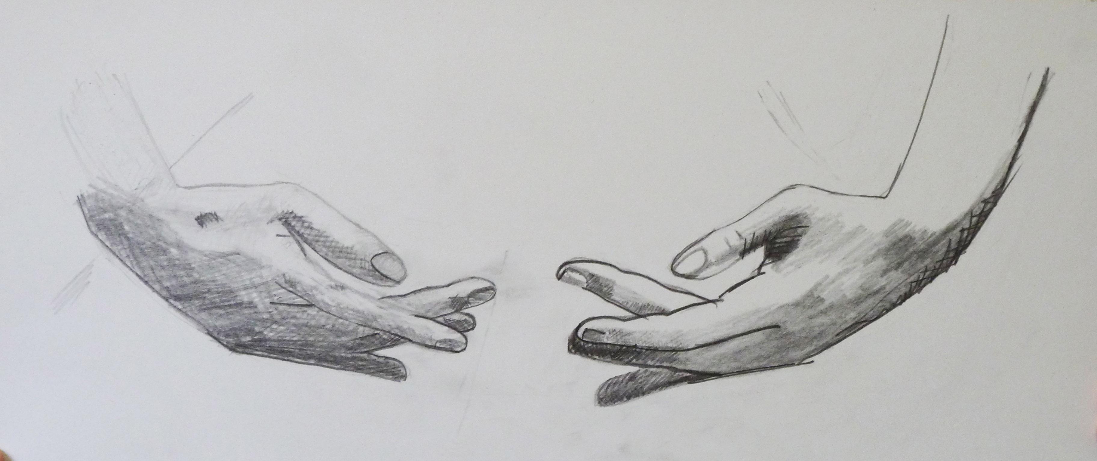 Cours de dessin adult Gond Pontouvre