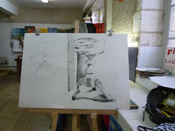 Cours dessin adulte La Rochefoucauld