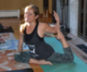Yoga carmen chicola teaching