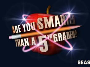 Smarter Than a 5th Grader