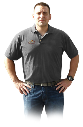 Athony Conte CEO of CP Associates. LLC CP Builders