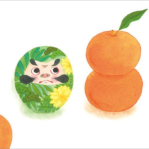 次は秦野、そして東京表参道へ〜カレンダー原画展「こはる歳時記 」