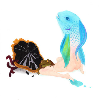 inspired by 『大人のための残酷童話』倉橋由美子