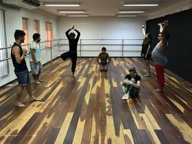 Sesc Dramaturgia da Dança