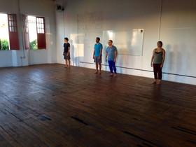 Um Corpo em Final de Festa - Tutoria para a Inquieta Companhia de Teatros - Porto Iracema das Artes