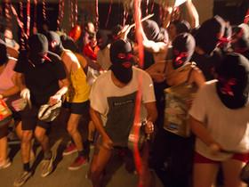 BATUCADA no Festival Internacional de Teatro de Belo Horizonte