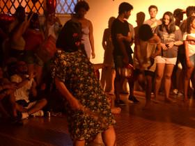 Batucada em São Luiz - Festival Conexão Dança