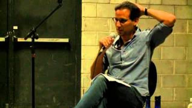 "Pedro Cesarino - ""De repente fica tudo preto de gente"", de Marcelo Evelin"