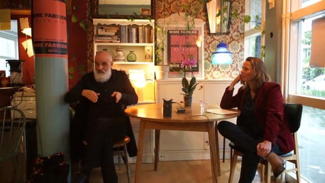 Mime fabriek Dialogue - Marijn de Langen and Marcelo Evelin