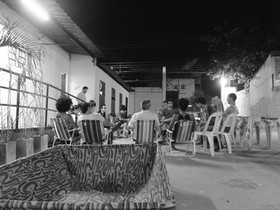 AMANHÃ VAI SER UÓ (Ensaio geral para a comissão de frente de um tempo sombrio) | 30/04/2016