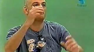 Marcelo Evelin no programa Sem Censura - TV Brasil