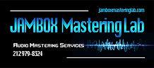 JAMBOX Mastering Lab, logo main 10-12.jp