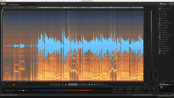 Forensic Audio Enhancement Software
