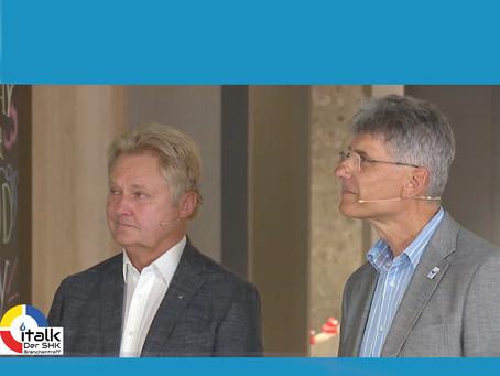 """I - TALK """"Planer und Installateure: Im Spannungsfeld von Theorie & Praxis"""""""