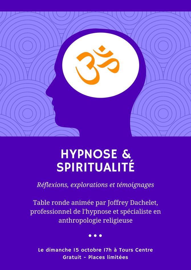Conférence Hypnose & Spiritualité