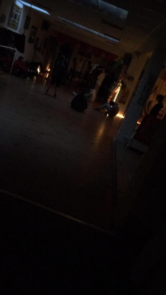 "Atelier ""danse sous hypnose"""