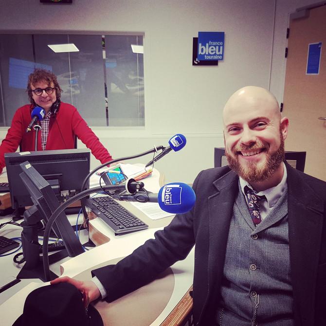 Sur les ondes avec Alain Joly ! [18/01/17]