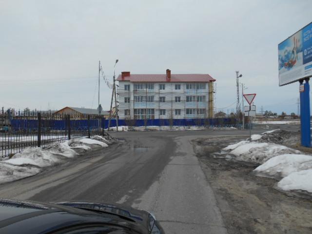 Жилой дом №35 г. Муравленко