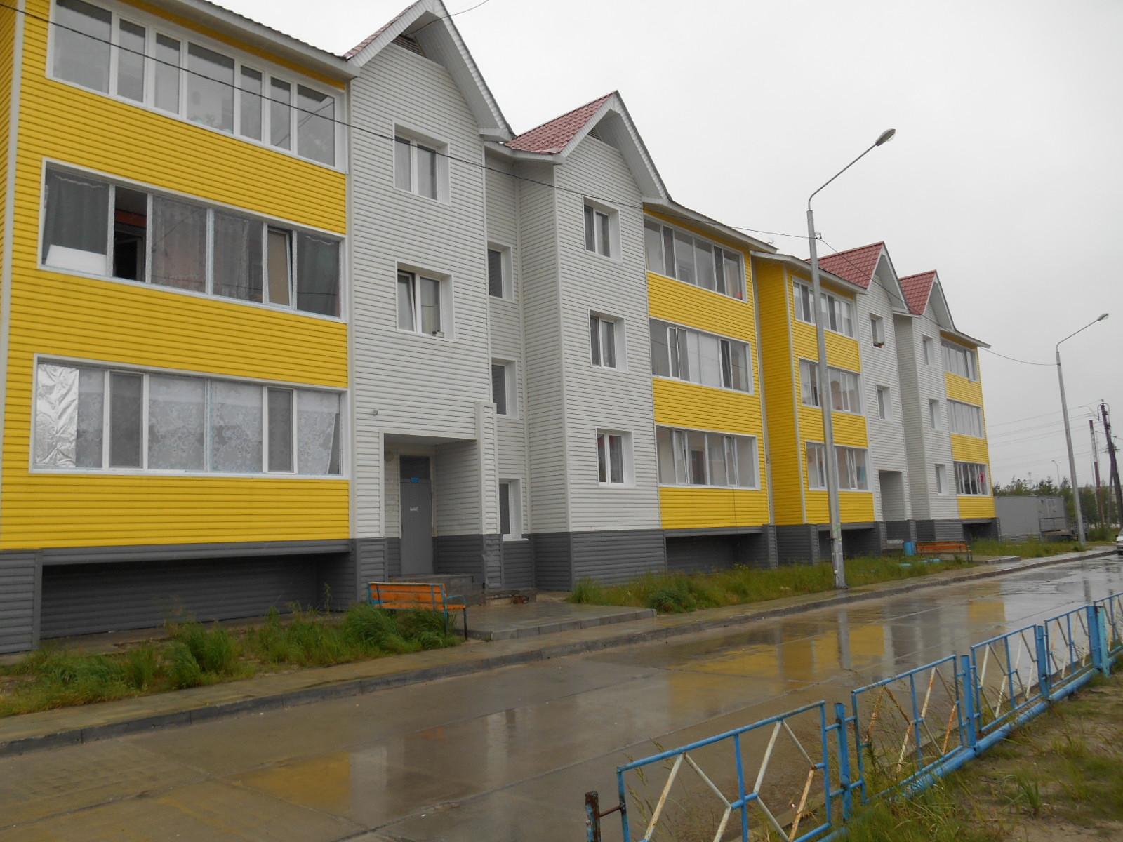 Жилой дом №56 г. Муравленко